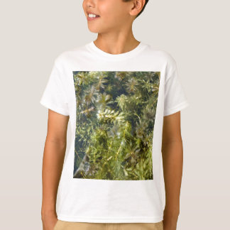 "Pond Weed (or, ""Lush Pond Plantlife"") T-Shirt"