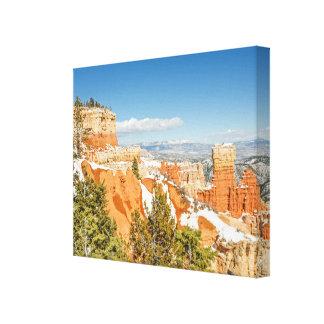 Ponderosa Point, Bryce Canyon National Park Canvas Print