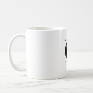 PondHouse Tai Chi Dojo Empty Vessels Classic White Coffee Mug