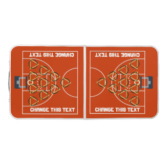 Pong Basketball Tailgate 34 colors Pong Table