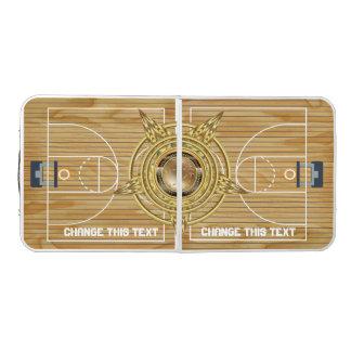 Pong Basketball Tailgate Beer Pong Table