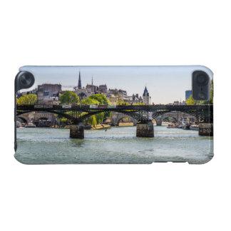 Pont Des Arts in Paris, France iPod Touch 5G Cases