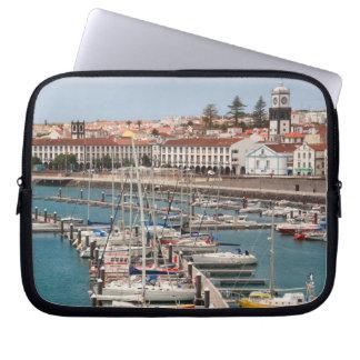 Ponta Delgada - Azores Laptop Sleeve