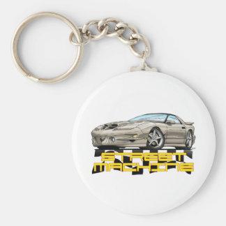 Pontiac Trans Am Key Ring