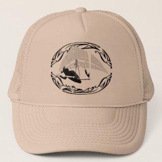Pontoocentral TRIBAL HANG Trucker Hat