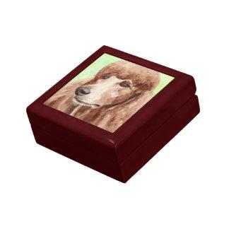 Poodle Gift Box