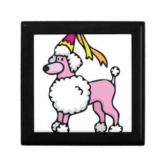 Poodle Princess Gift Box