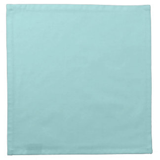 Pool Blue Personalized Aqua Teal Color Background Napkin