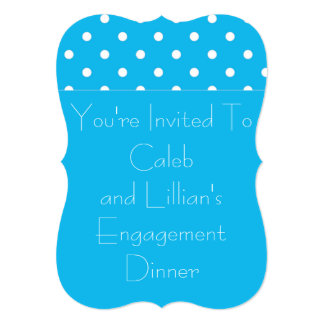 Pool Party Engagement Party Invitation Template