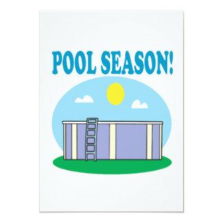 Pool Season Card