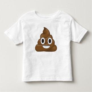 Poop emoji toddler T-Shirt