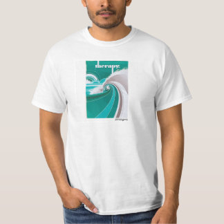 poopy therapy tube t-shirt