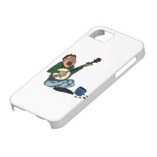 Poor Banjo Picker iPhone 5 Covers