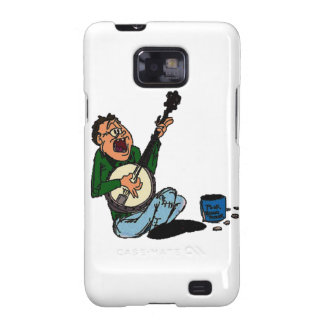Poor Banjo Picker Samsung Galaxy SII Covers