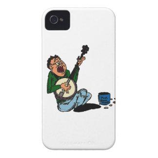 Poor Banjo Picker iPhone 4 Covers