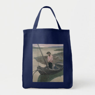 Poor Fisherman by Pierre Puvis de Chavannes Tote Bag