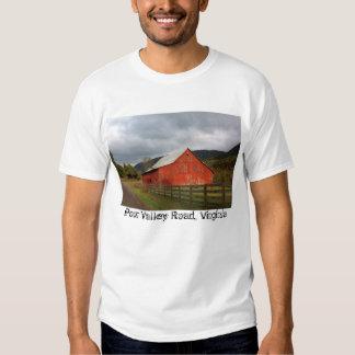 Poor Valley Road, Virginia Shirts