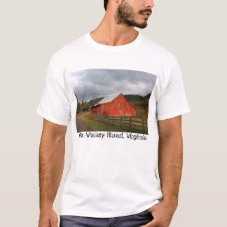 Poor Valley Road, Virginia T-Shirt