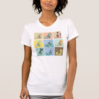 Pop Art Shoes Shirts