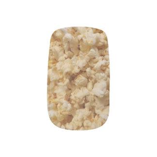 Pop-Corn Nails Minx Nail Art