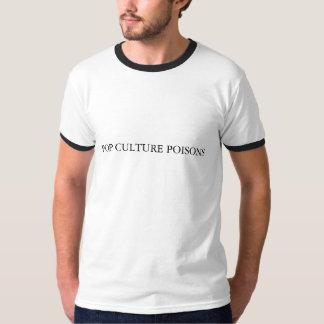 POP CULTURE POISONS T-SHIRTS