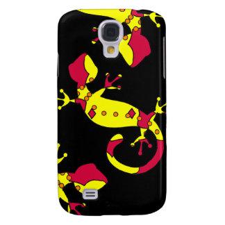 Pop Geckos 3 casing Galaxy S4 Case