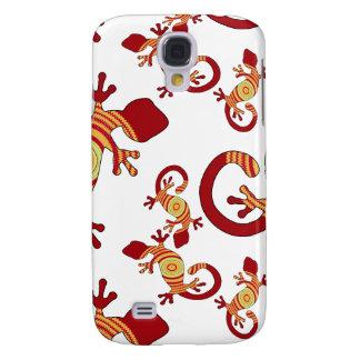 Pop Geckos Pern 3 casing Galaxy S4 Case