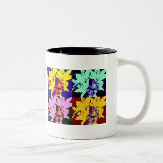 Popart Lillies Mug