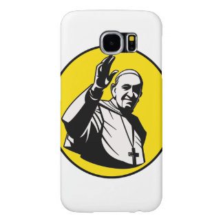 POPE FRANCIS GEAR SAMSUNG GALAXY S6 CASES