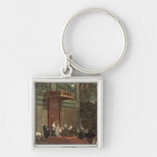 Pope Pius VII (Luigi Barnaba Chiaramonti) (1742-18 Key Ring