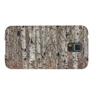 Poplar Woodlot Cases For Galaxy S5