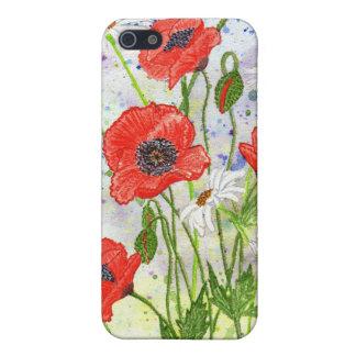 'Poppies' iPhone 4 Case