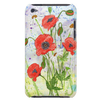 'Poppies' iPod Touch Case
