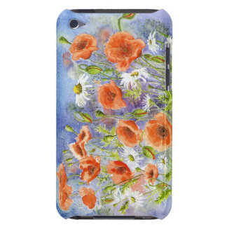 'Poppies n Daisies' iPod Touch Case