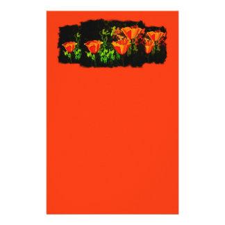 Poppies Stationery