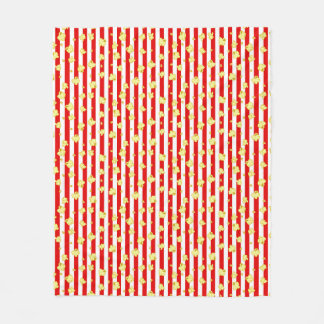 Poppin' Corn Throw Blanket