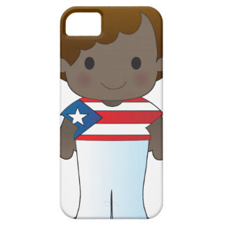 Poppy Puerto Rico Boy iPhone 5 Cover