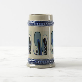 Porcelain, Designs By Che Dean Beer Steins
