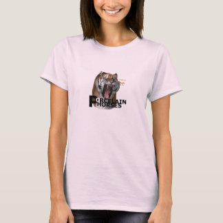 Porcelain Horses Armageddon Babydoll Shirt