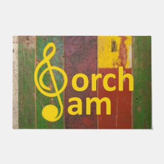 Porch Jam Welcome Mat