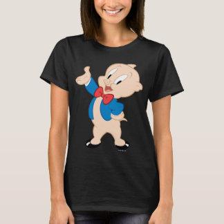 Porky Pig   Classic Pose T-Shirt