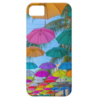 port louis le caudan waterfront umbrellas cap case for the iPhone 5