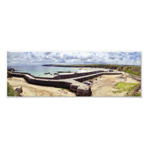 Port Ness Outer Hebrides Photographic Print