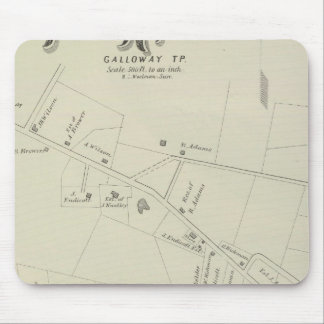 Port Republic, Galloway Tp, New Jersey Mouse Pad
