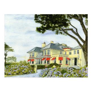 Porth Avallen Hotel Postcard