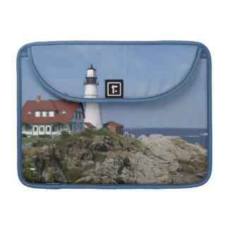 Portland Head Light, Cape Elizabeth,Maine, Sleeve For MacBooks
