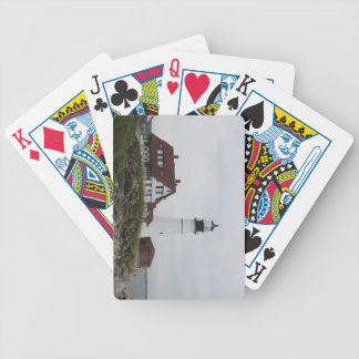 Portland Head Lighthouse Bicycle Playing Cards