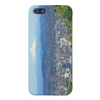 Portland, Oregon City and Mountain View iPhone 5 Covers
