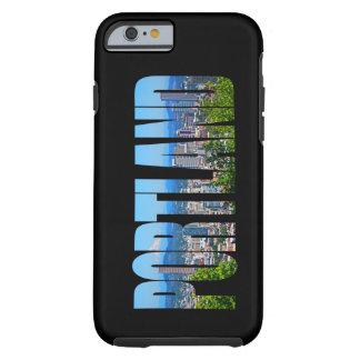 Portland Skyline iPhone 6 case
