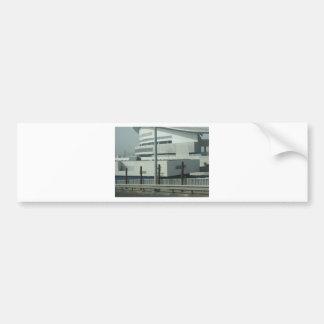 Porto Dragon Stadium Bumper Sticker